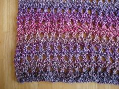prayer shawl pattern. Several patterns on her blog
