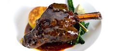 amazing add mush but perf**** This could be the best braised lamb shank recipe on planet earth, and beyond. Sauce Recipes, Meat Recipes, Slow Cooker Recipes, Cooking Recipes, Best Lamb Recipes, Recipies, Braised Lamb Shanks, Mint Sauce, Lamb Dishes