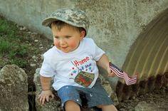 Cutest Army boy