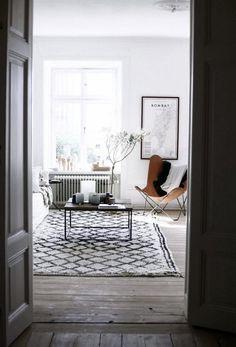 A Swedish Apartment Encontrado en dustjacket-attic.com