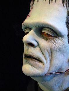 Bud Abbott, Horror Art, Frankenstein, Beds, Creatures, Bedding, Bed