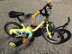 #Location Vélo enfant avec roulettes (3 à 5 ans). A louer exclusivement sur www.placedelaloc.com !