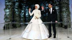 6000 Gäste eingeladen | Jüngste Erdogan-Tochter unter der Haube - Politik Ausland - Bild.de