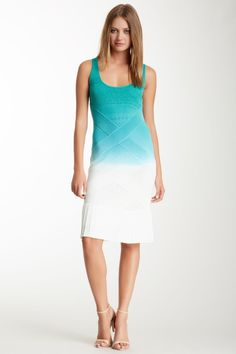 OMBRE DRESS #ombreobsession