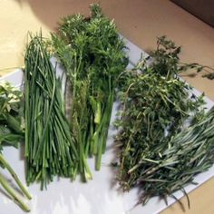 Easy ways to reduce (and not miss) salt from your diet. Hello, fresh herbs!