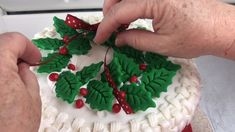 9 DIY Christmas cakes you can make. Get full videos and how-to tutorial in link.