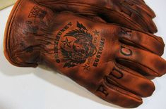 If you want different lettering on the cuff ,or fingers, please specify during checkout. Leather Motorcycle Helmet, Different Lettering, Kydex, Custom Leather, Cool Items, Leather Gloves, Etsy, Helmets, Muscle Cars