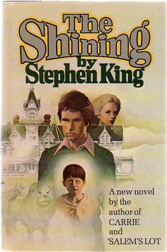 "Stephen King's ""The Shining"". My all time favorite horror novel. Such incredible descriptive writing.  The ghost twins in the hall, the woman in the bath tub, the ghostly costume ball and the super creepy topiary, all so vividly described.  It's books like this that inspire my writing style.  Now, if only I could pen the next best seller..."
