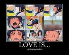 hinata just say I love you (but not to spoil the surprise they get married.)