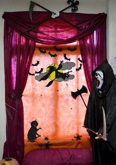 Decoração de Halloween #halloween #decoracao #decoration
