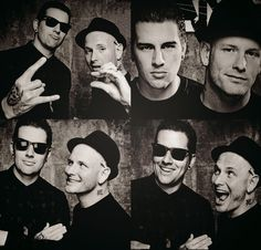 Are you kidding me? Matt Sanders and Corey Taylor.... i think honestly, this is the best fucking picture