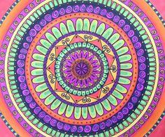 Mandala by Laurie Fahlman