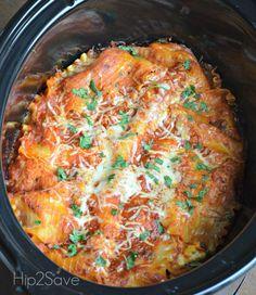 Easy Lasagna Hip2Save