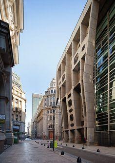 AD Classics: Bank of London and South America,© Federico Cairoli