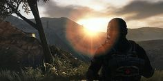Just some ramblings inspired by the Ghost Recon closed beta