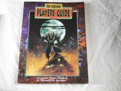 Werewolf Players Guide White Wolf Gaming Book The Apocalypse 1993 - http://raise.bid/store/books/werewolf-players-apocalypse/