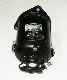 GENERAL ELECTRIC UNIVERSAL MOTOR 5P66MA7B