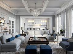 ЖК Brilliant House - квартира 257 м2