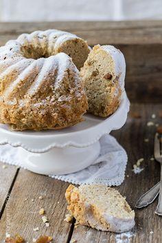 Guglhupf | Klassischer Guglhupf |Gesunder Guglhupf ohne Zucker und Butter © monsieurmuffin