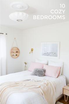10 Cozy Bedrooms