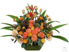 Flowers and Blossoms - Funeral Flowers Casket Sprays, Sympathy Flowers, Funeral Flowers, Blossoms, Floral Wreath, Wreaths, Plants, Flowers, Door Wreaths