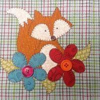 Garden Visitor, A Cute Little Fox  - via @Craftsy