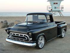 Engine Bay Photo-Chevrolet-3100