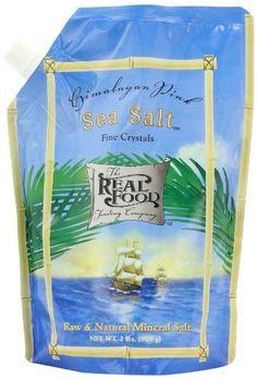 Funfresh Foods Real Food Trading Company Himalayan Pink Sea Salt, 2-Pound by FunFresh Foods, http://www.amazon.com/dp/B001LNHQ34/ref=cm_sw_r_pi_dp_wkkssb0N1M3EG