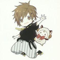Amatsuki Utaite Anime Chibi, Anime Cat, Vocaloid, Otaku, Chibi Couple, Fanart, Anime Kunst, Anime Stickers, Another Anime