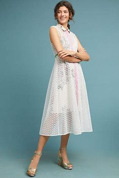 a3f1a5987b Tracy Reese Cherry Blossom Shirtdress