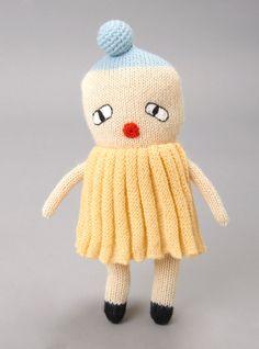 Polly Handmade Doll by Lucky Boy Sunday