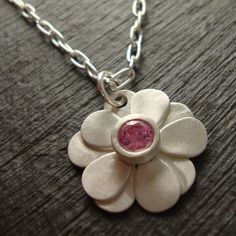 Charming necklace by Janice Doner.