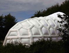 Inflatable Architecture Is Blowing Up: 6 Popular Pop-Up Pavilions - Architizer