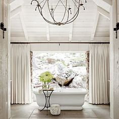 Dream bathroom retreat...