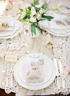 Gorgeous Table Setting!!