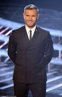 Gary Barlow Howard Donald, Jason Orange, Angel Man, Mark Owen, Gary Barlow, Finding Neverland, Robbie Williams, Another Man, George Michael