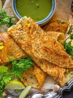 Baby Food Recipes, Indian Food Recipes, Ethnic Recipes, Lentil Recipes, Vegetarian Recipes, Moong Dal Chilla, Dosa Recipe, Coconut Chutney, Chaat Masala