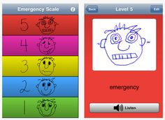 Autism 5 – Point Scale EP App  -  Pinned by @PediaStaff – Please Visit http://ht.ly/63sNt for all our pediatric therapy pins