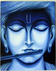 krishna - Revankar Art Textured Painting, Easy Canvas Painting, Mural Painting, Mata Amritanandamayi, Kali Mata, Krishna Drawing, Krishna Painting, Krishna Lila, Krishna Radha