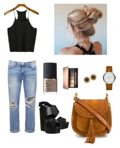 """""""Summer cool"""" by melody-cyr on Polyvore featuring mode, Current/Elliott, Office, Chloé, Marc by Marc Jacobs, Chanel et NARS Cosmetics Nars Cosmetics, Polyvore Fashion, Marc Jacobs, Chanel, Cool Stuff, Clothing, Summer, Image, Style"""
