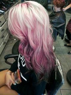 ♛ We Heart Hair♛ #prom pink hairstyles