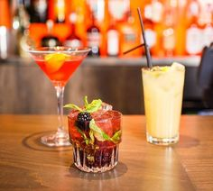 Blackberry Julep at Marmalade | 18 Cocktails Every Brummie Must Try