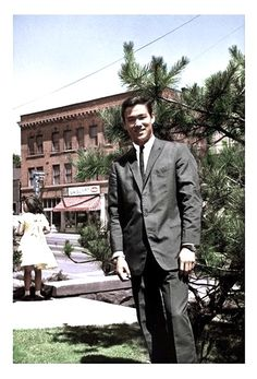 Bruce Lee the early years