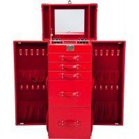 Schrankkoffer Multipurpose Red