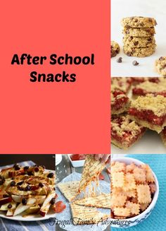 Do you know how to Satisfy the After School hunger?