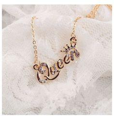 Sparkly Jewelry, Turquoise Jewelry, Gold Jewelry, Jewelery, Fine Jewelry, Gold Necklace, Pendant Necklace, Unique Jewelry, Initial Jewelry