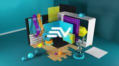 ECUAVISA TV / CONTEST on Behance