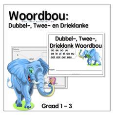 Woordbou: Dubbel-, Twee- en Drieklanke