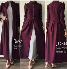 I like the high buttoned neck, yet all the extra fabric in the skirt part, Stunning. I like the high buttoned neck, yet all the extra fabric in the skirt part, Abaya Fashion, Muslim Fashion, Modest Fashion, Indian Fashion, Fashion Dresses, Modest Outfits Muslim, Kurti Designs Party Wear, Kurta Designs, Blouse Designs