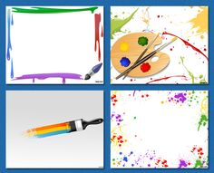 Free PowerPoint Templates - Arts